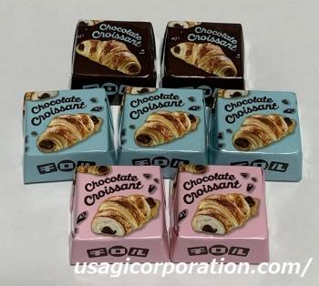 2021 0318 チョコレートクロワッサン2