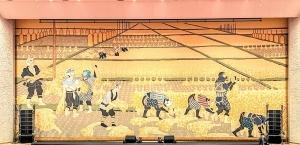 2021年5月23日秋田県能代市  の白文化会館 和田秀和氏提供